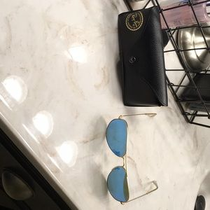 Ray Ban Polarized Aviators